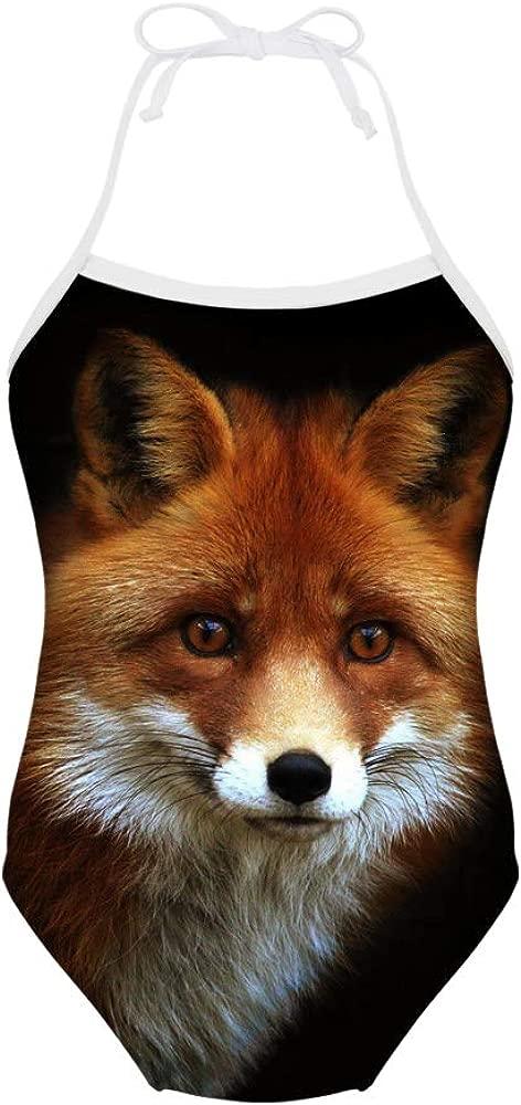 Showudesigns - Traje de una Pieza - para niña Fox 1 3-4 Años ...