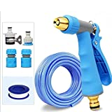 Hongyan Watering Can Watering Garden Hoses Reels Showers Flower Car Cleaning Watering Spray Supplies Garden Car Wash Watering Equipmentnozzles Spray Guns Drip Systems A+ (Size : 20M)