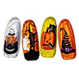 Halloween Mini Ghosts & Goblins Milk Chocolate - 1/2 lb - 8 Oz Bag