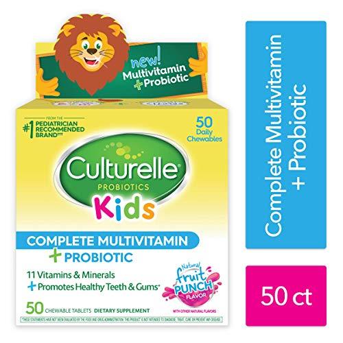 Culturelle Multivitamin Probiotic Supplement probiotic%E2%8C%98 product image