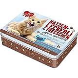 Ein Herz für Tiere- Katzenleckerli & Fresschen selber machen: 48 leckere Keks- und Futterrezepte. Rezeptkarten mit 1 Sammel-Ausstechform für Stubentigers Leckerli