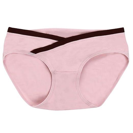 db28c2c944601 HHmei Italian Style Charm Starter Bracelets, Intimate Portal Women's Under  The Bump Maternity Panties Pregnancy