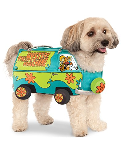 Scooby-Doo The Mystery Machine Pet Suit, Medium -