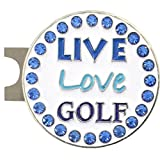 Giggle Golf Bling Live Love
