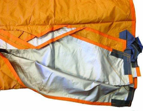 Ultimate Survival Technologies BASE Hex Tarp, Orange