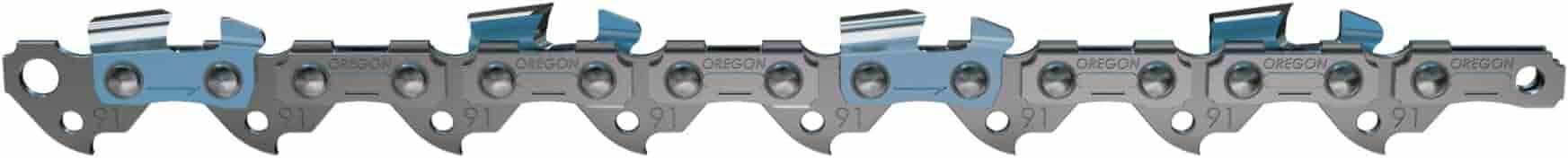 "GENUINE Oregon 91VXL033G 3//8/"" Low Profile 33 Drive Link Chainsaw Chain"