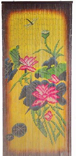 Earthtone Floral Panel - Curtain Earthtone Florals
