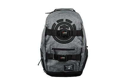 Element Mohave mochila Daypack Backpack GREY GRID HTR