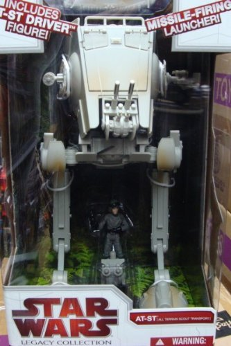Star wars Legacy AT-ST Wal-Mart -