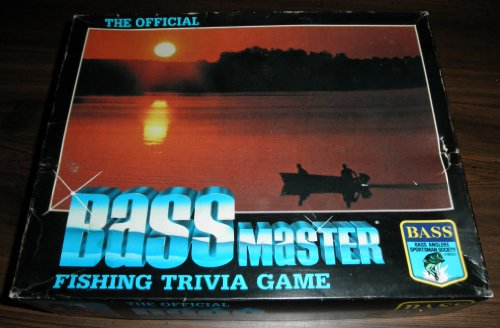 The Official Bassmaster Fishing Trivia Game