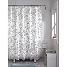"Maytex Sea Shells PEVA Shower Curtain,70"" x 72"""