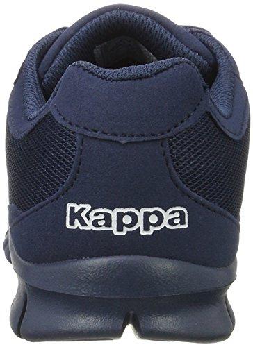Kappa Rocket, Baskets Basses Mixte Adulte Bleu (6767 Navy)