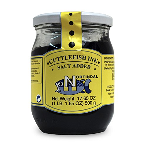 Nortindal Tinta de Calamar - Squid Ink (Large