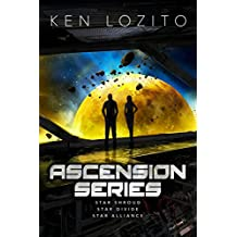 Ascension Series: Books 1 - 3