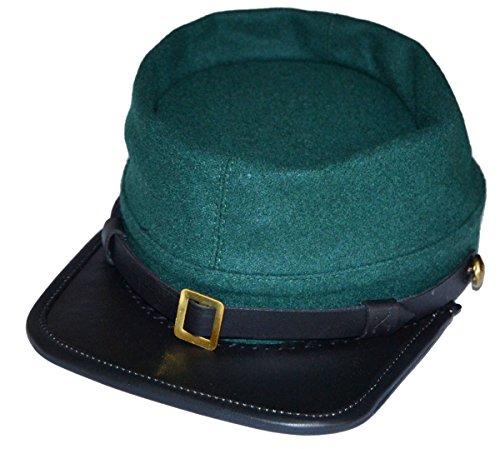 Core Plus Civil War Union Green Berdans Sharpshooters Kepi (M)