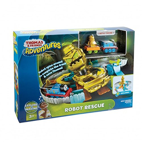 Fisher-Price Thomas & Friends Adventures, Space Robot Set (Rescue Space Figure Set)