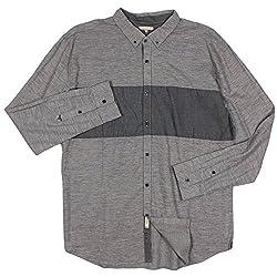 Ecko Unltd. Mens True Navy Long Sleeve Shirt