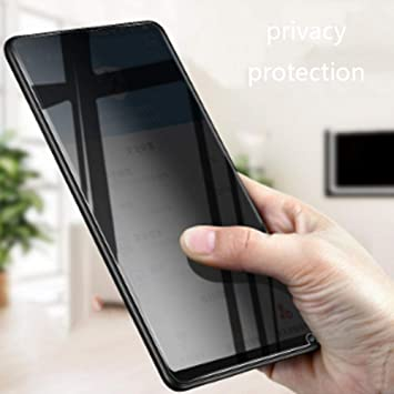 STCMW [3 Piezas] Anti Spy Film para Xiaomi Redmi Note 6 Pro Glass ...