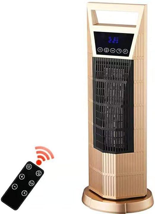 Ventilador de Torre Silence, Oscilación 3 Velocidades Cerámico ...