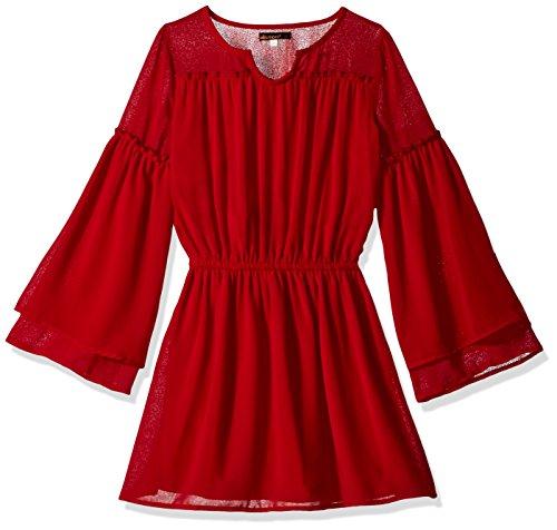 ella-moss-girls-slim-size-alisa-elastic-waist-dress-dark-red-10