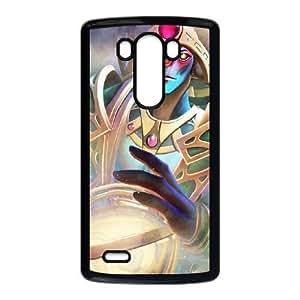 LG G3 Black phone case Oracle Dota 2 DOT9541379