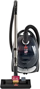 Bissell Pet Hair Eraser Cyclonic Canister Vacuum, Bagless, 66T6