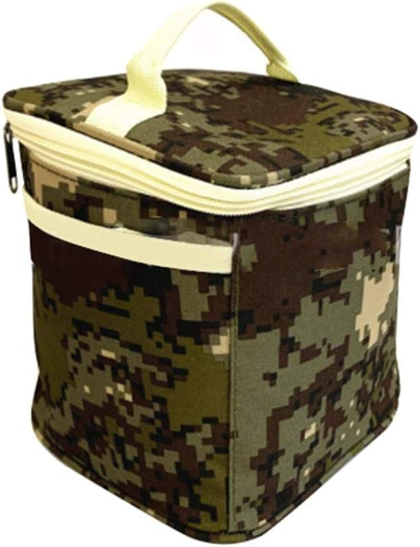 Bolsa de almacenamiento para cubiertos portátil de picnic ...