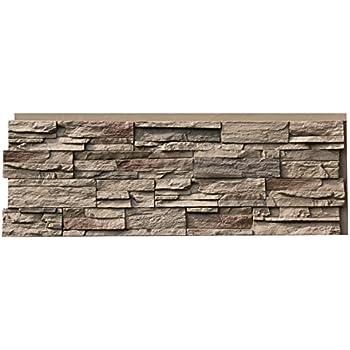 nextstone country ledgestone faux polyurethane stone panel rh amazon com
