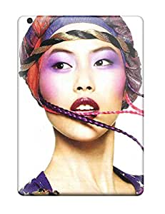 Ipad Air Case, Premium Protective Case With Awesome Look - Liu Wen