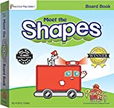 Meet the Shapes, Kathy Oxley, 0977021513