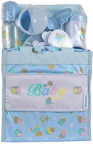 Big Oshi Baby Essentials 13 Piece Diaper Bag Feeding Newborn