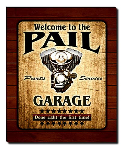 - ZuWEE Pail Family Garage Gallery Wrapped Canvas Print