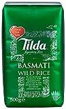 Tilda Basmati and Wild Rice 500 g (Pack of 5)