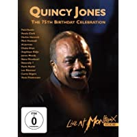 Quincy Jones' 75th Birthday Celebration - Live at Montreux 2008 (2 DVDs), NTSC [Alemania]