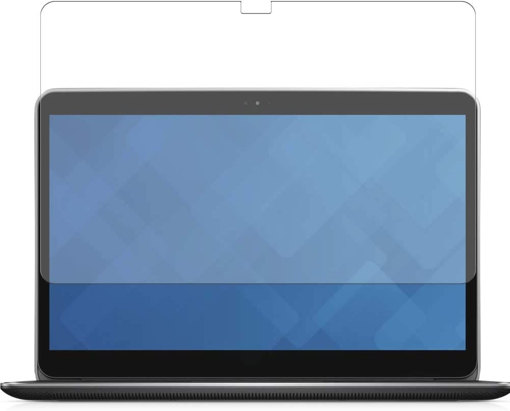 Puccy Privacy Screen Protector Film, Compatible with DELL Precision M3800 15.6