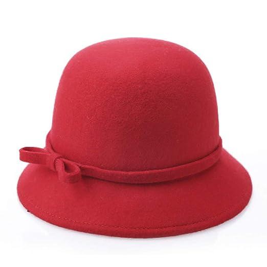 kyprx Skullies y amp; Gorros Gorros Mujer Otoño Sombrero para el ...