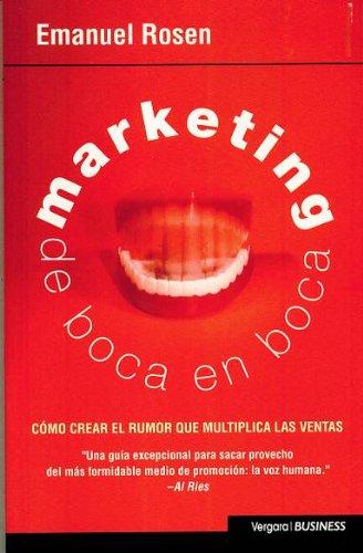 Marketing de Boca En Boca