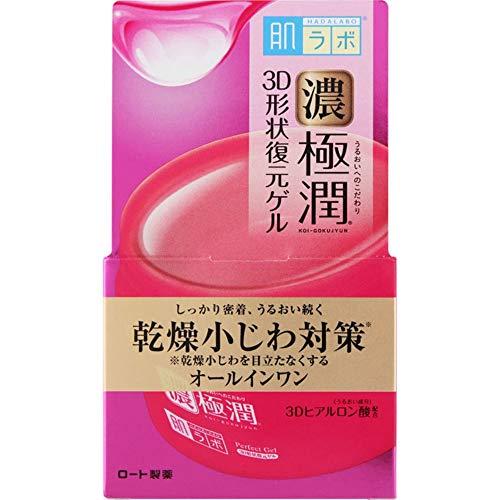 Hadalabo JAPAN Skin Institute Gokujun 3D shape restoration gel 100g