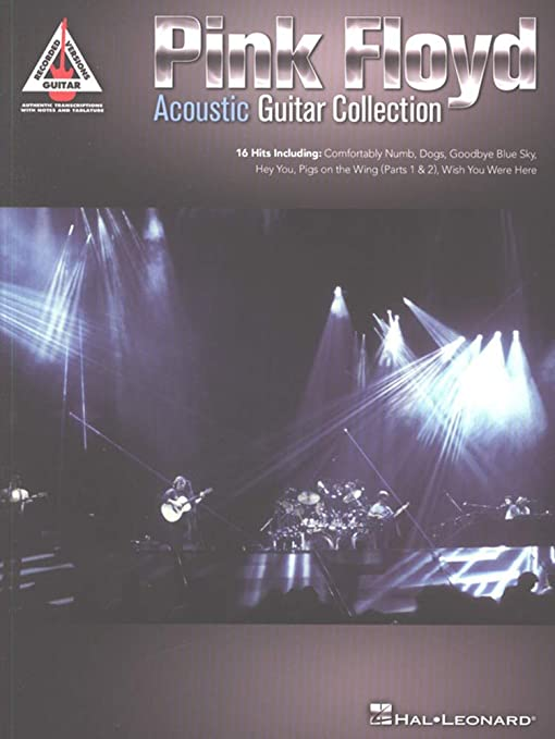 PINK FLOYD ACOUSTIC GUITAR COLLECTION (Guitar Tab): Pink Floyd ...