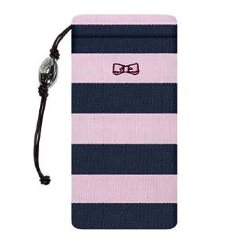 meilleures baskets 3b9d2 3021a EdenPark Chaussette pour Téléphone Portable Rose/Bleu