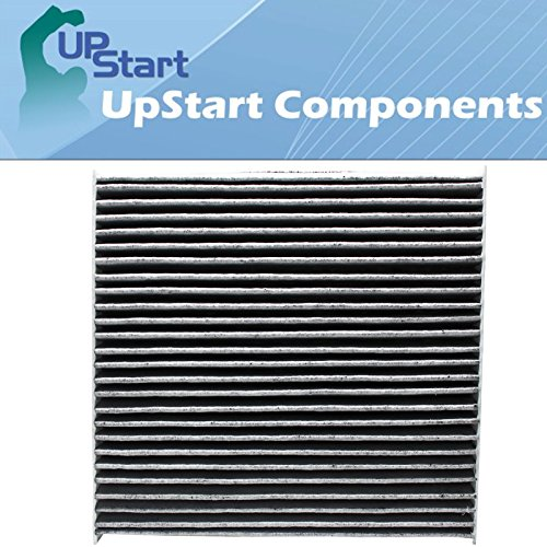 Replacement Cabin Air Filter for 2012 Honda CRZ L4 1.5L Car/Automotive - Activated Carbon, ACF-11182