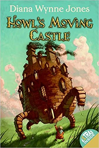 Image result for Howl's Moving Castle by Diana Wynne Jones