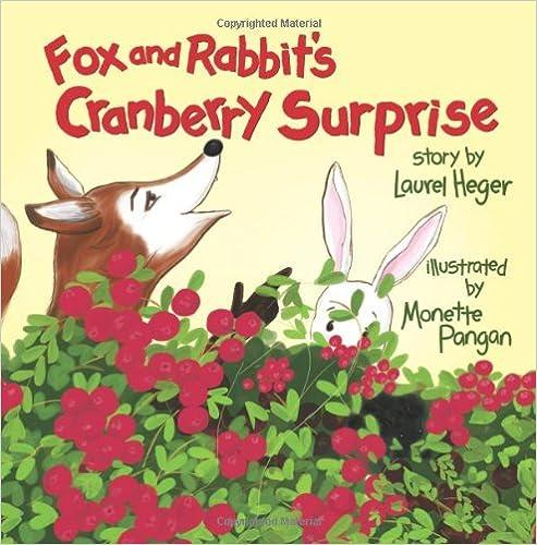 Fox and Rabbit's Cranberry Surprise