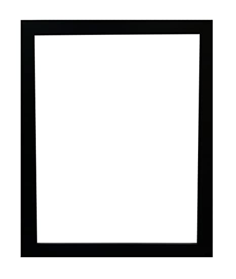 FRAMES BY POST H7 Picture Photo Frame, Black, 18 x 14 Inch: Amazon ...