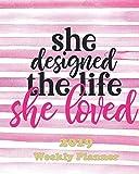 She Designed the Life She Loved: The Planner