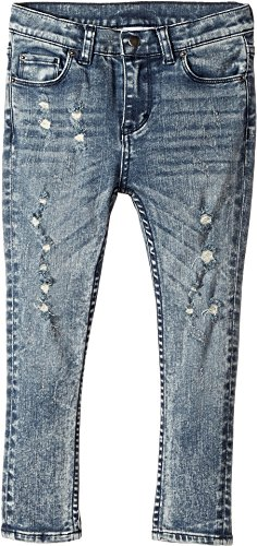 SUPERISM Baby Boy's Jeremiah Denim Pants (Toddler/Little Kids/Big Kids) Indigo 6 Little Kids by SUPERISM