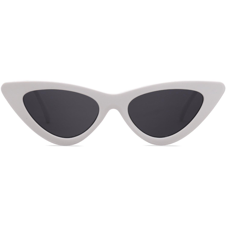 b542b12904 Clout Goggles Cat Eye Sunglasses for Women Vintage Mod Retro Kurt Cobain  Style