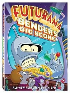 Futurama Movie: Benders Big Score
