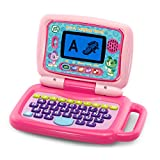 LeapFrog 2-in-1 LeapTop Touch, Pink (English Version)