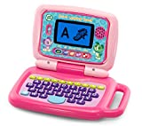 Best Kids Laptops - LeapFrog 2-in-1 LeapTop Touch, Pink (English Version) Review